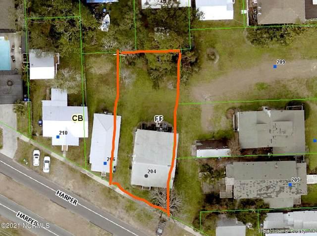 204 Harper Avenue, Carolina Beach, NC 28428 (MLS #100288993) :: Berkshire Hathaway HomeServices Prime Properties