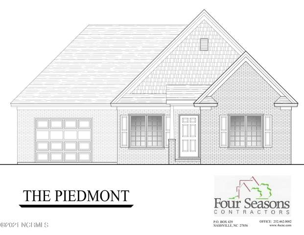 3011 Ashley Court, Tarboro, NC 27886 (MLS #100288997) :: Frost Real Estate Team