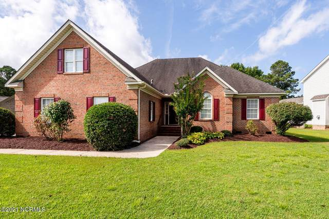 2504 Royal Drive, Winterville, NC 28590 (MLS #100289003) :: Berkshire Hathaway HomeServices Prime Properties