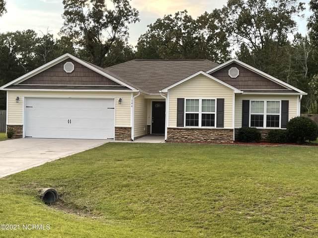 146 Braeburn Boulevard, Richlands, NC 28574 (MLS #100289019) :: Shapiro Real Estate Group