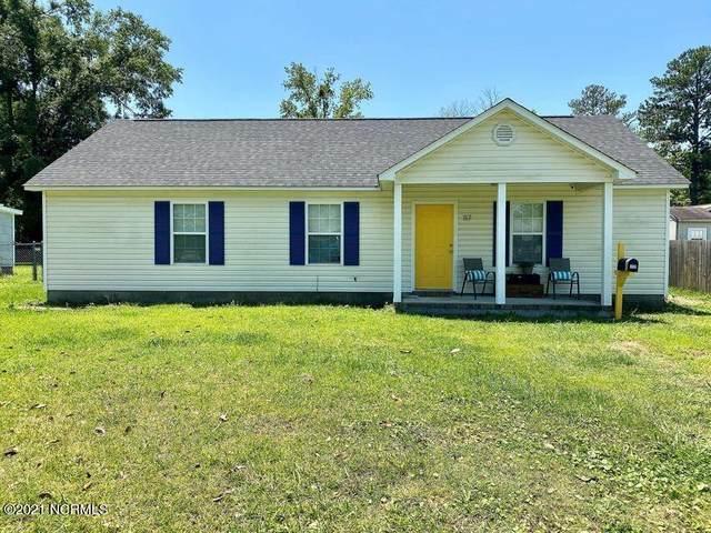 117 Summersill Drive, Jacksonville, NC 28540 (MLS #100289077) :: Berkshire Hathaway HomeServices Prime Properties