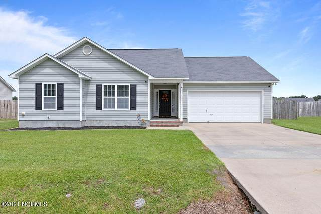 227 Deer Haven Drive, Richlands, NC 28574 (MLS #100289108) :: Berkshire Hathaway HomeServices Prime Properties