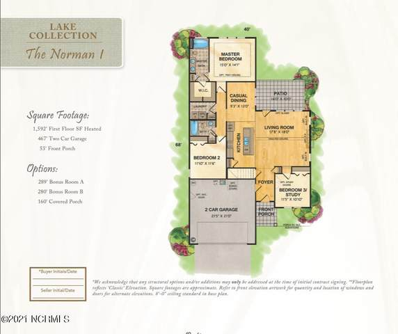 909 Congaree Court Lot #77, Wilmington, NC 28412 (MLS #100289121) :: Frost Real Estate Team