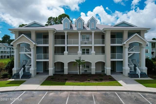 330 S Middleton Drive NW Unit 1205, Calabash, NC 28467 (MLS #100289148) :: BRG Real Estate