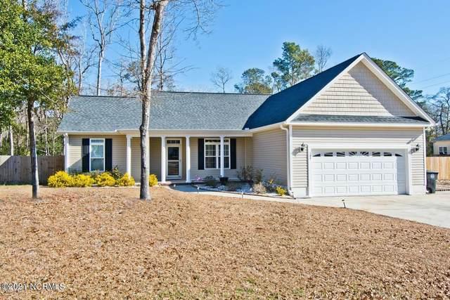 104 Wild Oak Drive, Newport, NC 28570 (MLS #100289163) :: Berkshire Hathaway HomeServices Prime Properties