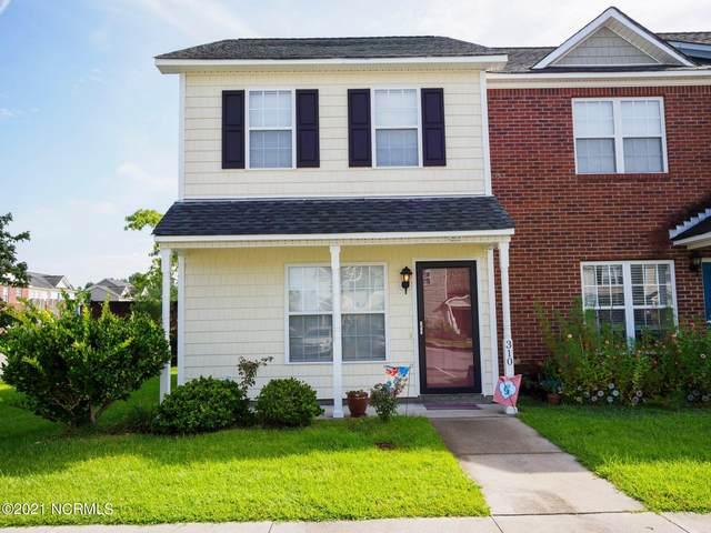 310 Bridgewood Drive, Jacksonville, NC 28546 (MLS #100289218) :: The Cheek Team