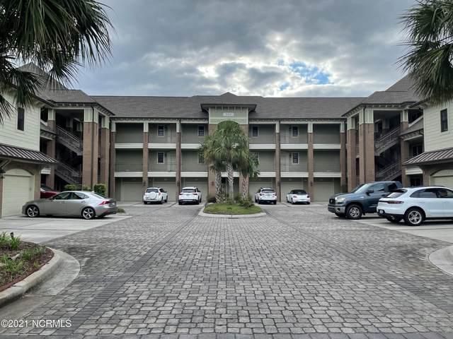 554 Grande Manor Court #302, Wilmington, NC 28405 (MLS #100289233) :: Vance Young and Associates