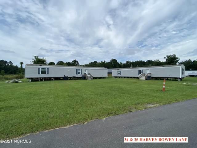 34 Harvey Bowen Lane, Bolton, NC 28423 (MLS #100289239) :: The Cheek Team