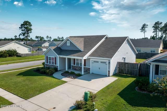 1335 Parkland Way, Leland, NC 28451 (MLS #100289246) :: Berkshire Hathaway HomeServices Prime Properties