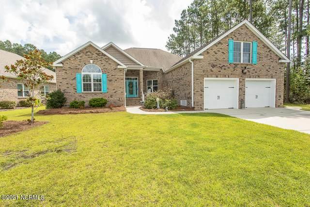 8001 N Balfour Drive NW, Calabash, NC 28467 (MLS #100289260) :: Berkshire Hathaway HomeServices Prime Properties