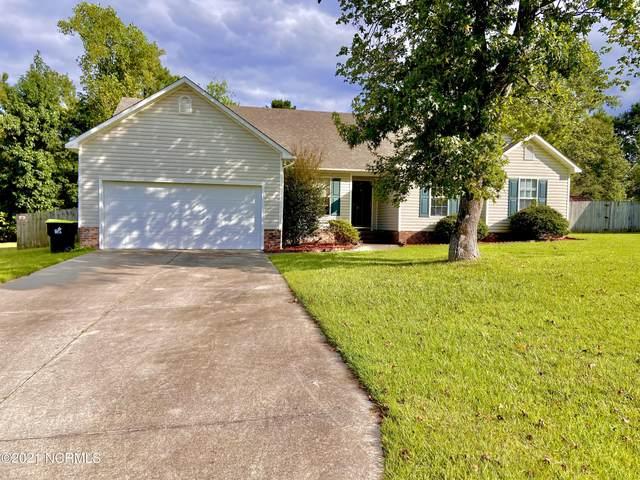 112 Walnut Hills Drive, Richlands, NC 28574 (MLS #100289282) :: Frost Real Estate Team