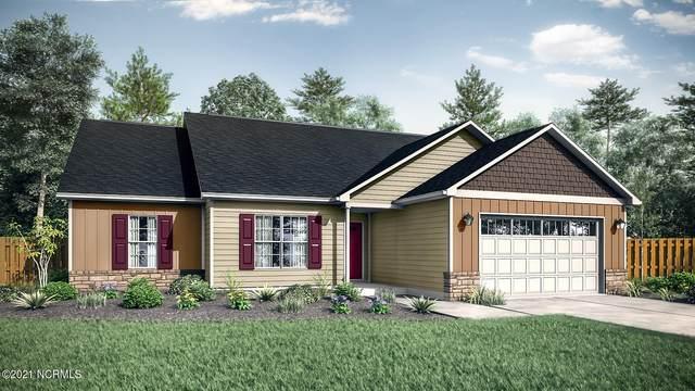 114 Harvest Boulevard, Havelock, NC 28532 (MLS #100289316) :: Frost Real Estate Team