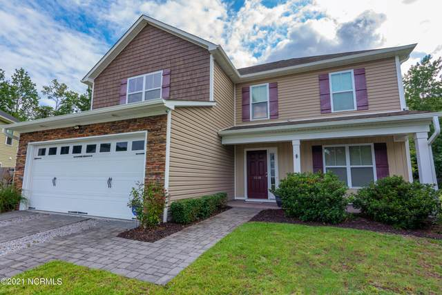 1210 Whispering Doe Drive, Wilmington, NC 28409 (MLS #100289323) :: Berkshire Hathaway HomeServices Prime Properties