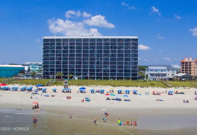 1615 Lake Park Boulevard S Unit 908, Carolina Beach, NC 28428 (MLS #100289337) :: Coldwell Banker Sea Coast Advantage