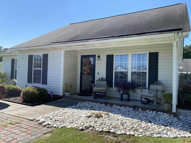 303 Dover Court, Ayden, NC 28513 (MLS #100289348) :: Frost Real Estate Team