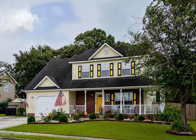 106 Summercreek Drive, Jacksonville, NC 28546 (MLS #100289367) :: Shapiro Real Estate Group