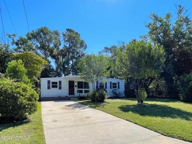 2409 Monroe Street, Wilmington, NC 28401 (MLS #100289384) :: Berkshire Hathaway HomeServices Prime Properties