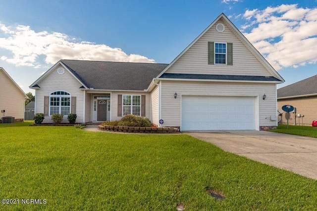 2806 Walter Drive, New Bern, NC 28562 (MLS #100289387) :: Shapiro Real Estate Group