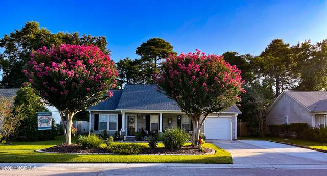 907 Brewster Lane, Wilmington, NC 28412 (MLS #100289390) :: Courtney Carter Homes