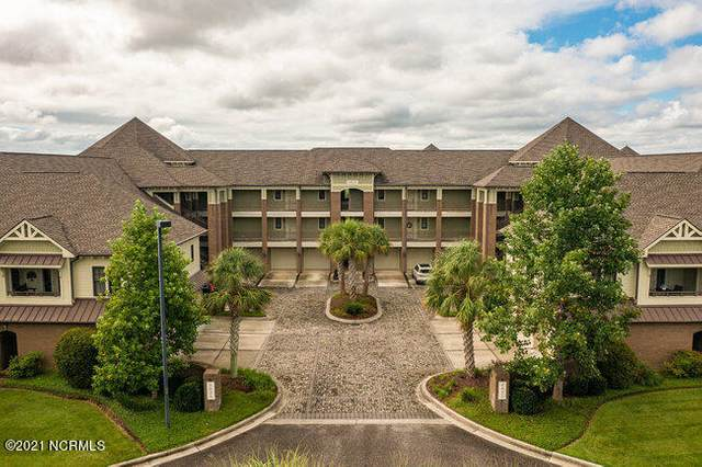 6825 Mayfaire Club Drive #102, Wilmington, NC 28405 (MLS #100289429) :: Vance Young and Associates