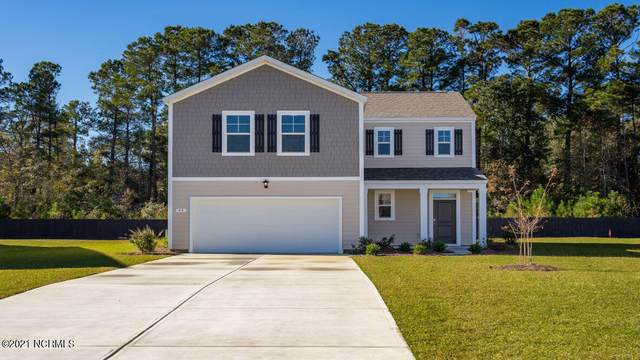 407 Airlie Vista Lane Lot 127, Surf City, NC 28445 (MLS #100289439) :: David Cummings Real Estate Team