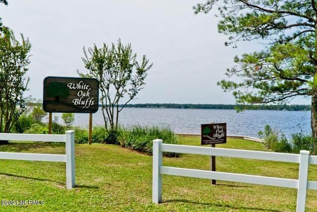 235 White Oak Bluff Road, Stella, NC 28582 (MLS #100289444) :: Lejeune Home Pros of Century 21 Sweyer & Associates