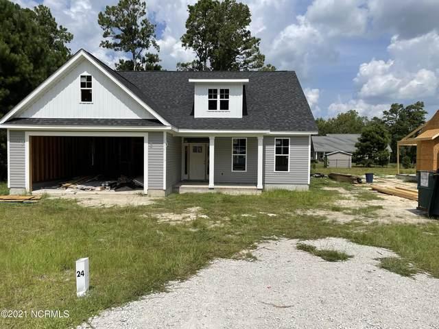 111 Meadowbrook Court, Cedar Point, NC 28584 (MLS #100289487) :: Lynda Haraway Group Real Estate