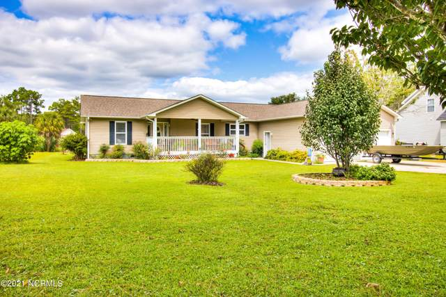 1161 Twin Lakes Drive, Southport, NC 28461 (MLS #100289496) :: Berkshire Hathaway HomeServices Prime Properties
