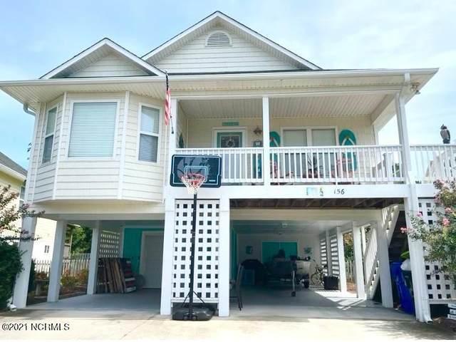 156 Olde Mariners Way, Carolina Beach, NC 28428 (MLS #100289505) :: Berkshire Hathaway HomeServices Prime Properties