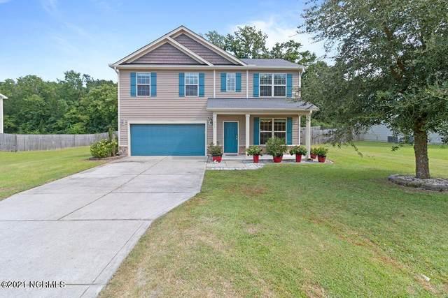 517 Shelmore Lane, Jacksonville, NC 28540 (MLS #100289507) :: Shapiro Real Estate Group