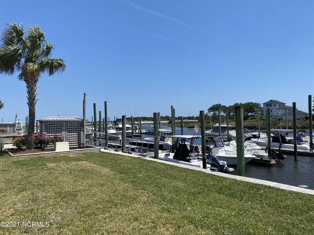 801 Paoli Court 45' Wet Slip #2, Wilmington, NC 28409 (MLS #100289508) :: Berkshire Hathaway HomeServices Prime Properties