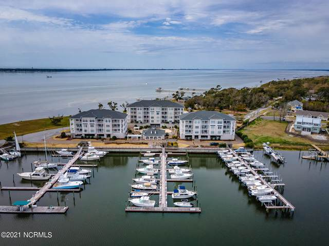 150 Lands End Court B-10, Morehead City, NC 28557 (MLS #100289517) :: Vance Young and Associates