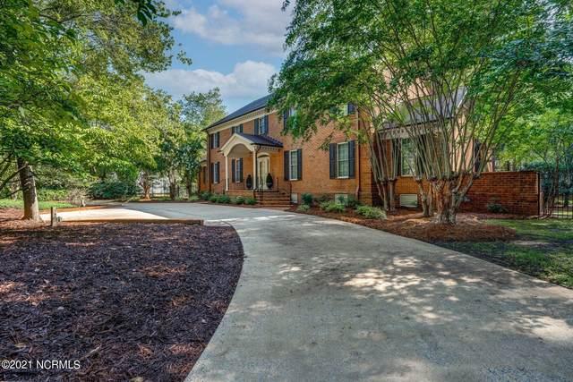 1605 Colony Drive, Tarboro, NC 27886 (MLS #100289630) :: Berkshire Hathaway HomeServices Prime Properties