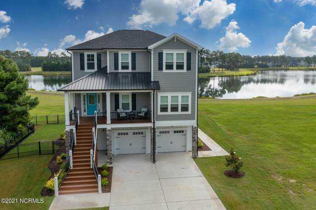 355 Summerhouse Drive, Holly Ridge, NC 28445 (MLS #100289641) :: The Oceanaire Realty