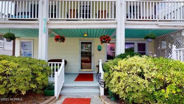 715 Carolina Beach Avenue N, Carolina Beach, NC 28428 (MLS #100289673) :: Berkshire Hathaway HomeServices Prime Properties