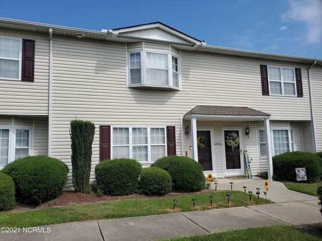 2104 Flagstone Court A2, Greenville, NC 27834 (MLS #100289674) :: The Cheek Team