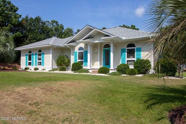 300 Governor Safford Lane, Emerald Isle, NC 28594 (MLS #100289681) :: Courtney Carter Homes