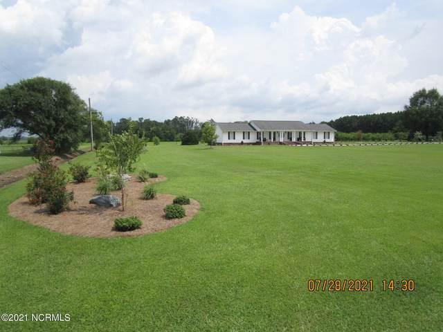 2037 Marion Lane, Kinston, NC 28504 (MLS #100289700) :: Frost Real Estate Team