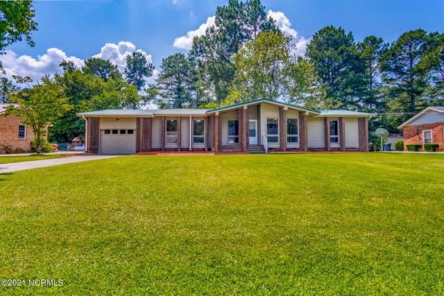 2907 Hodges Road, Kinston, NC 28504 (MLS #100289706) :: Shapiro Real Estate Group