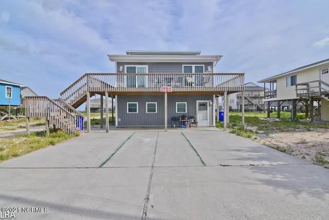 1720 N New River Drive, Surf City, NC 28445 (MLS #100289710) :: Donna & Team New Bern