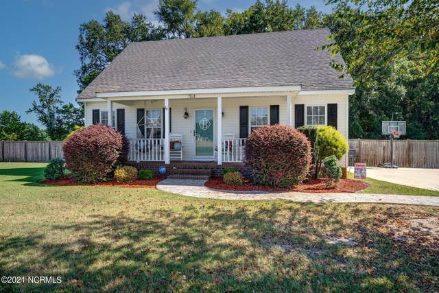 7018 Hill Road, Spring Hope, NC 27882 (MLS #100289719) :: Vance Young and Associates