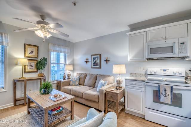 305 N Topsail Drive #16, Surf City, NC 28445 (MLS #100289760) :: Courtney Carter Homes