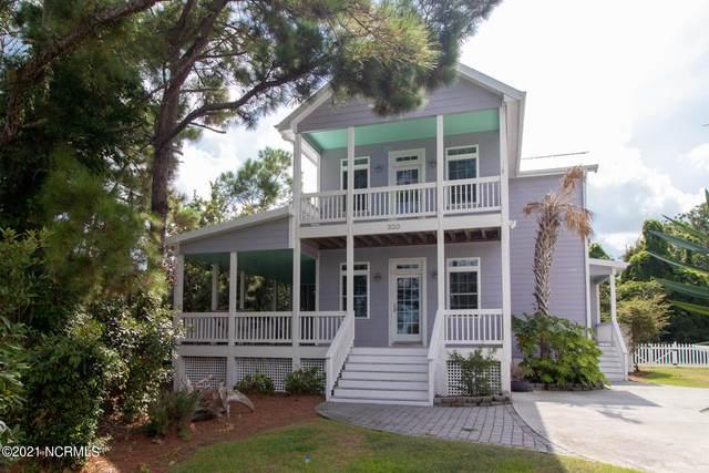 320 Governor Safford Lane, Emerald Isle, NC 28594 (MLS #100289761) :: Courtney Carter Homes