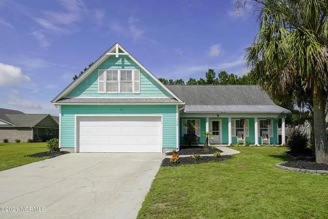 140 S Palm Drive, Winnabow, NC 28479 (MLS #100289783) :: Shapiro Real Estate Group