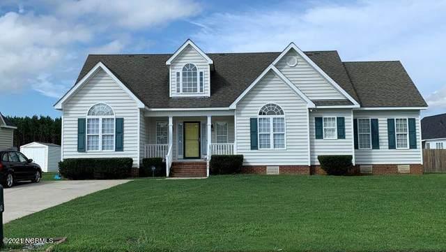 4308 Camellia Drive NW, Wilson, NC 27896 (MLS #100289784) :: Barefoot-Chandler & Associates LLC