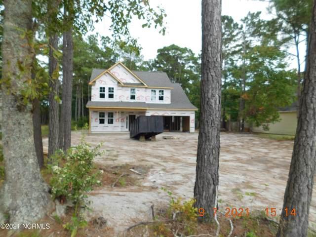 218 Mulligan Drive, Swansboro, NC 28584 (MLS #100289790) :: Vance Young and Associates