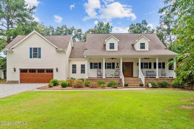 216 Shoreline Drive, New Bern, NC 28562 (MLS #100289807) :: David Cummings Real Estate Team