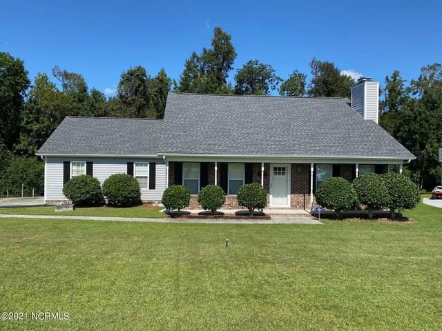 303 Pebble Creek Court, Jacksonville, NC 28546 (MLS #100289855) :: David Cummings Real Estate Team