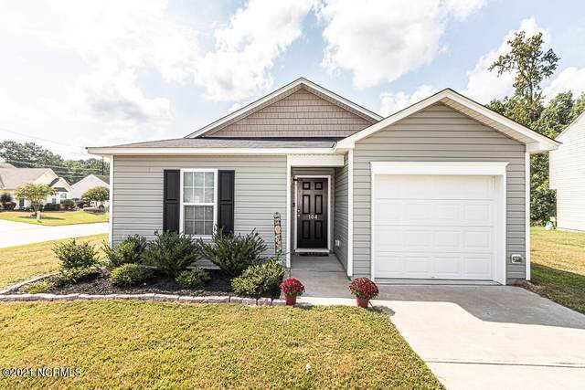 104 Pebble Brook Court, Rocky Mount, NC 27804 (MLS #100289857) :: Berkshire Hathaway HomeServices Prime Properties