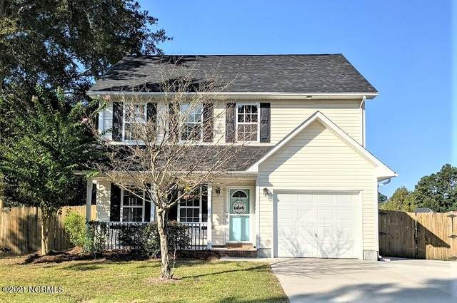 103 Coral Ridge Road, Richlands, NC 28574 (MLS #100289866) :: Shapiro Real Estate Group